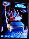 Doesn't everyone ride Space Mountain after running?