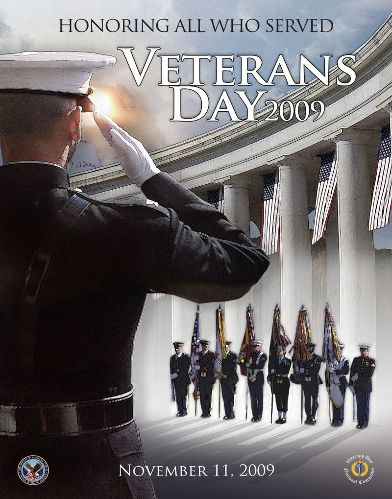 United_States_Department_of_Veterans_Affairs_Veterans_Day_2009_poster